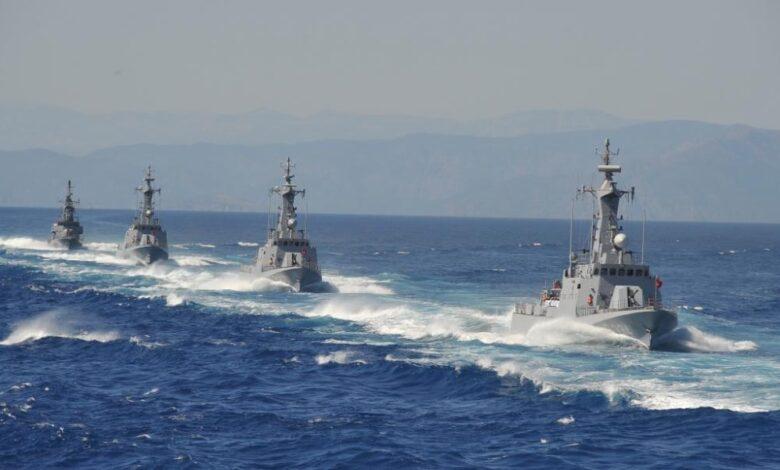 Photo of Συναγερμός στο Αιγαίο: Σε ετοιμότητα ο στόλος λόγω της τουρκικής άσκησης «Γαλάζια Πατρίδα»