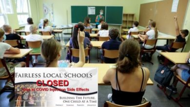Photo of Έκλεισαν σχολεία στο Οχάιο λόγω παρενεργειών από τα εμβόλια σε εκπαιδευτικούς κ.α !!!