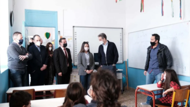 Photo of Oι Εκπαιδευτικοί καταγγέλουν Μητσοτάκη για την στημένη επίσκεψη Σάββατο στο σχολείο